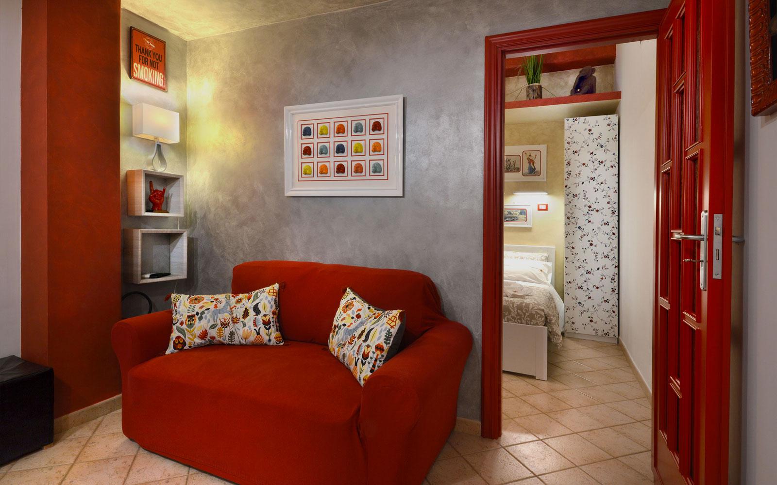 Casa cirella case vacanze napoli matilde serao for Appartamenti arredati napoli